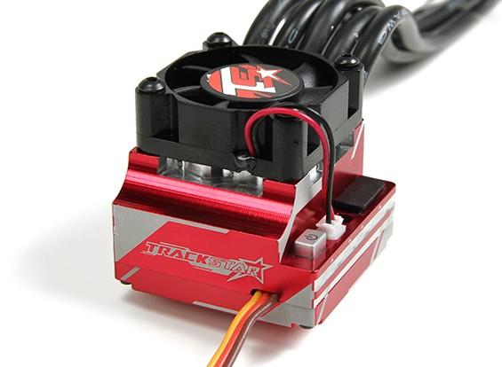 Trackstarブラシレスターボ120A ESC V2