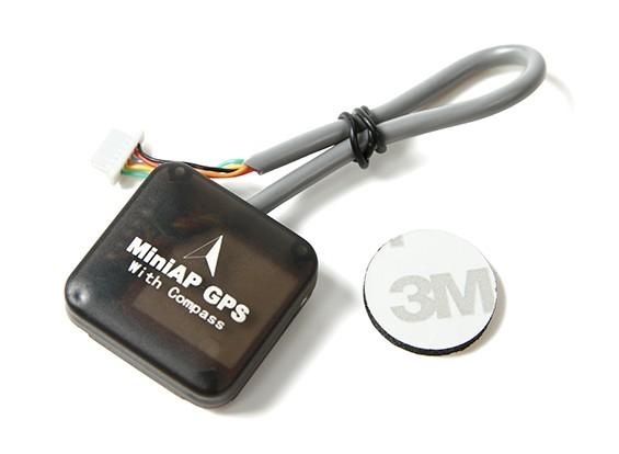 ミニAPMのためのコンパスとUblox 7シリーズナノMiniAP GPS