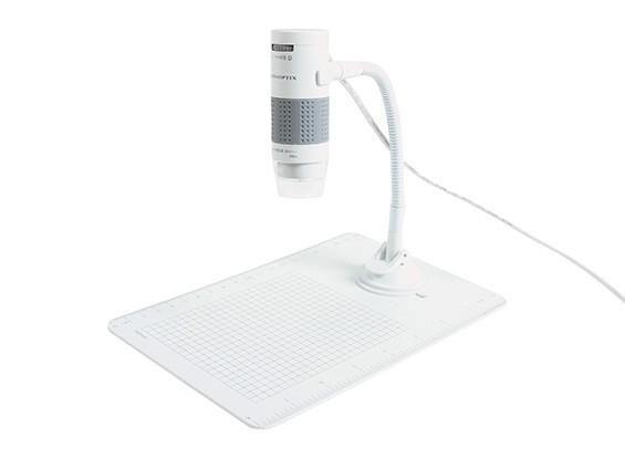 Flexviewデジタル顕微鏡(60-250x)(USB)
