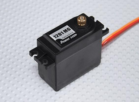 パワーHD 1201MGメタルギアサーボ12.2キロ/ 0.16sec / 60グラム