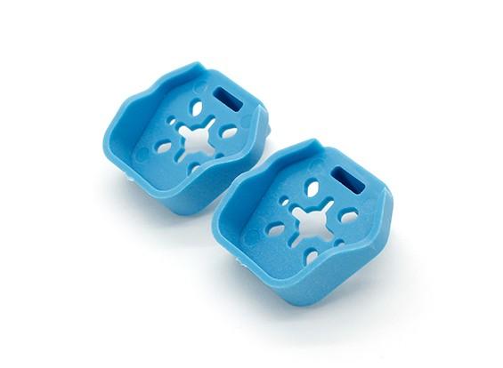 ダイヤトーン18XX / 22XXモーターは、ランディングギア(ブルー)(2個)を保護します
