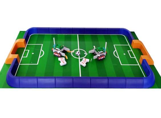 教育ロボットキット -  MRT3サッカーロボットとスタジアム
