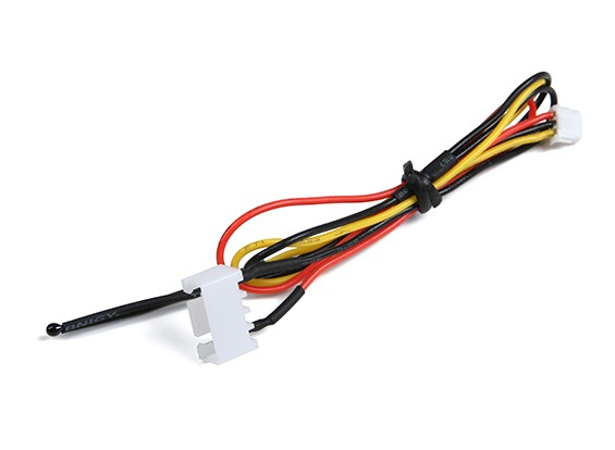 3CELLフライトパック電圧&OrangeRxテレメトリシステム用の温度センサー。