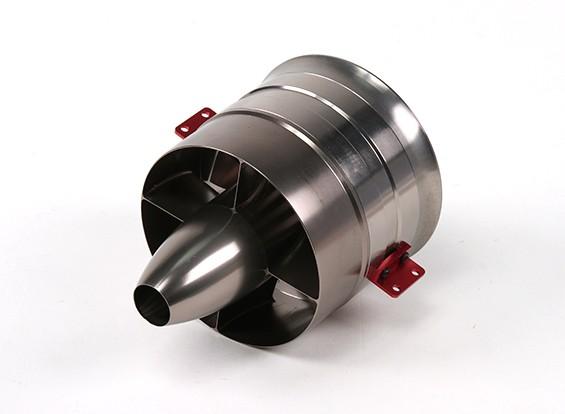 アポロ90ミリメートルアルミ合金12ブレードEDFユニット(なしモーター)