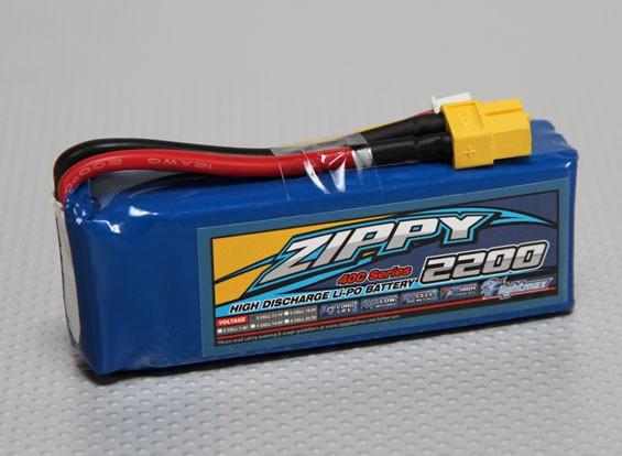 ジッピーFlightmax 2200mAhの3S1P 40C