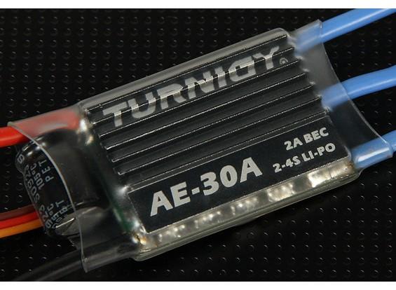 Turnigy AE-30AブラシレスESC