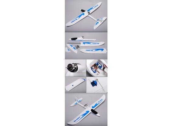 AXNフローター・ジェットグライダーEPO 1127ミリメートル(PNF)