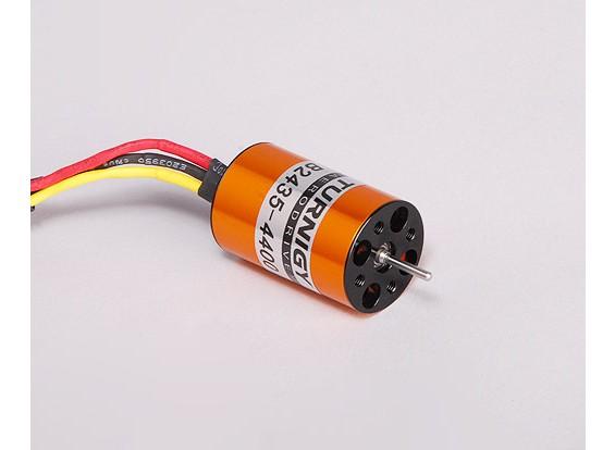 HXT 2435(370S)4400kvブラシレスInrunner