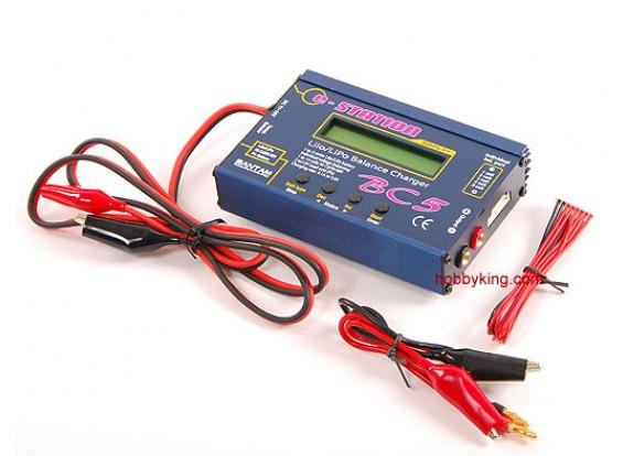 電子駅BC-5バランシングニッカド/ NIMH、Lipoly充電器