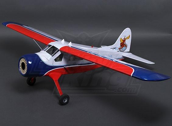 DHC-2ビーバーEP / GP 0.46サイズ(ケンモアエア)1620ミリメートル(ARF)