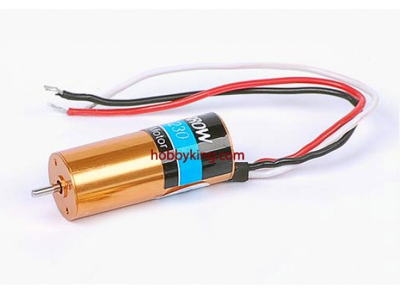 BA BL1230 4200kvブラシレスInrunnerモーター