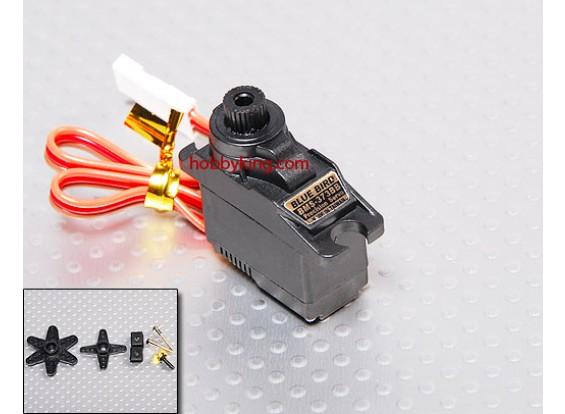 BMS-373BBマイクロサーボ(ボールベアリング)1.6キロ/ .12sec / 9.6グラム