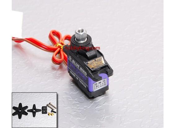 BMS-375DMGデジタルサーボ(メタルギア)1.6キロ/ .13sec / 11.4グラム