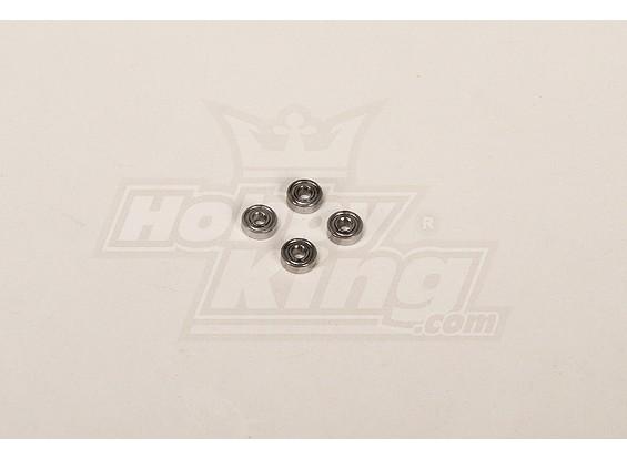 HK450V2ベアリング(3x8x3mm)
