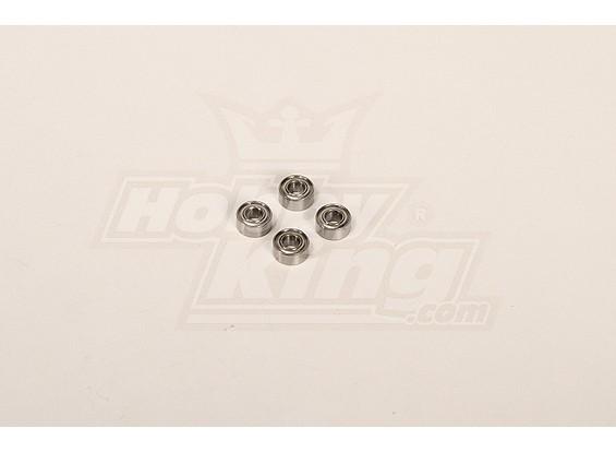 HK450V2ベアリング(5x11x5mm)