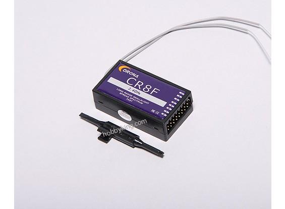 コロナ2.4GHzの8チャンネルレシーバー(FHSS)