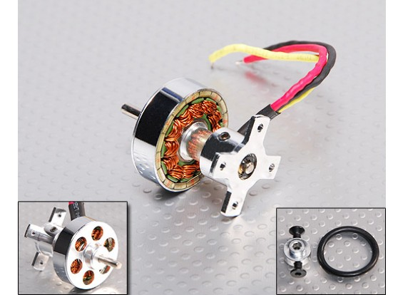 hexTronik 24グラムブラシレスアウトランナー1300kv