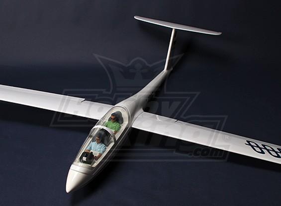 UltraDetailパイロット/ワットDG-1000 2.63メートルAMSスケールグライダーキット