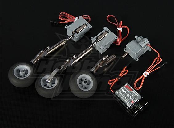 DSR-30TR電動リトラクトセット -  1.8キロまでのモデル