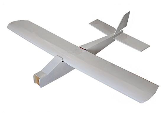 クラウド・ダンサートレーナーバルサレーザーカット飛行機キットの1300ミリメートル(KIT)