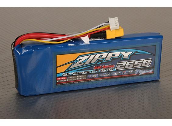 ジッピーFlightmax 2650mAh 3S1P 30C