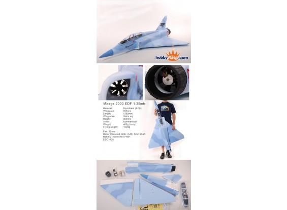 ミラージュ2000飛行する準備がほぼ整いましEDF