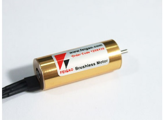 Feigao 1208436L 12x30mmブラシレスモーター