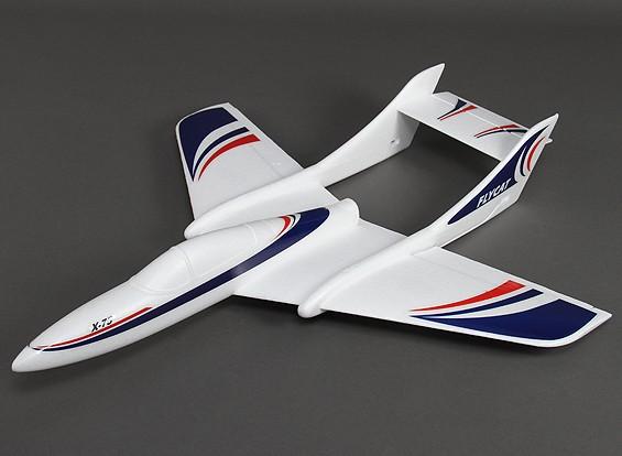 Pushycat X75 EPO 750ミリメートルワット/モーター/ ESC /サーボ(ARF)