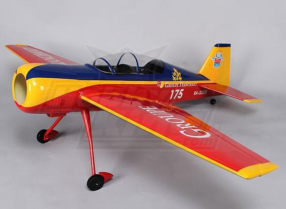 YAK 54 1385ミリメートルEPグラスファイバー(ARF)