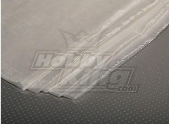 ガラス繊維布450x1000mm 18グラム/平方メートル(超薄型)