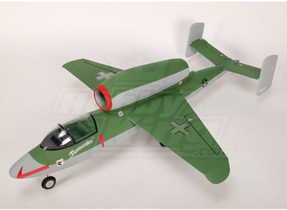 HE-162ファイターR / Cダクテッドファンジェットプラグ・アンド・フライ