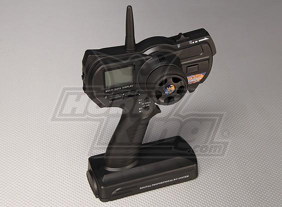 HK-310 3チャネル2.4GHzのFHSSグラウンドラジオ