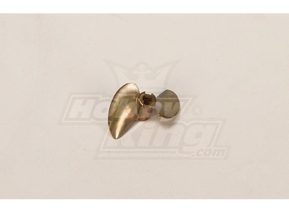 真鍮プロペラ430
