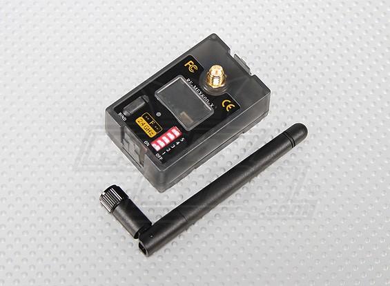 2.4GHzのSUPERMICROシステム - 双葉モジュール。
