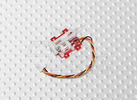 2.4GHzのSUPERMICROシステム - シングルリニアサーボ