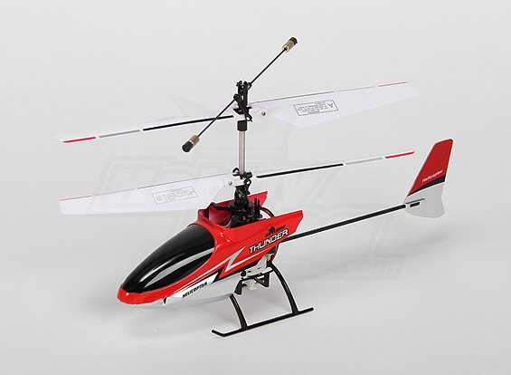 2.4GHzのマイクロ同軸ヘリコプター4チャンネル(RTF  - モード2)