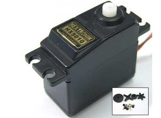 HXT 5010ツインベアリングデジタルサーボ6.9キロ/ 0.16sec / 39.2グラム