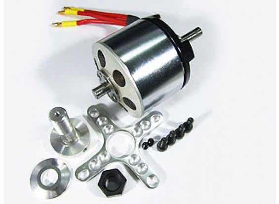 HXT 63から30 9ターン350kvブラシレスアウトランナーモーター(2380ワット)