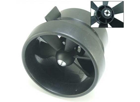 EDFダクテッドファンユニット6ブレード2.56inch / 66ミリメートル