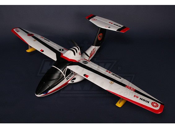 ICON-A5水上飛行機RCモデルキット