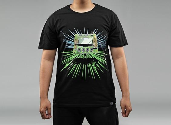 HobbyKingアパレルKKボードコットンシャツ(4XL)