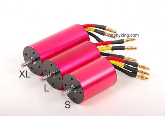 KD36-60-11L 2200kvブラシレスInrunner