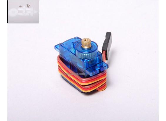 V2メタルギア9グラムの13グラム/ 1.5キロ/ .12secサーボ