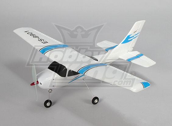 マイクロ182軽飛行機EPO-PNF、555ミリメートル