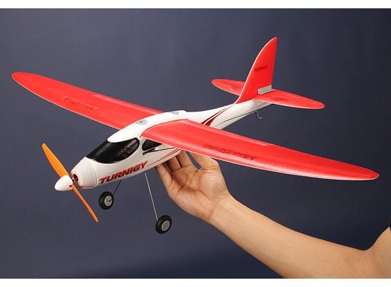 Turnigyミニグライダーワット/リポ&BLアウトランナーのプラグ・アンド・フライ
