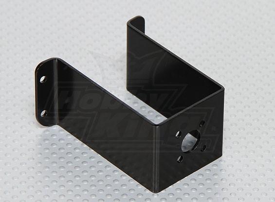 金属ファイアウォールモーターマウント小 -  60ミリメートルディープ