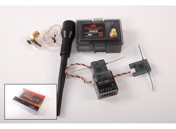 SPEKTRUM DSM2 AIRMOD JR AR7000 /ワット