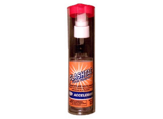 NHP 228 Flashtacアクセラレータフォームセーフ2オンス