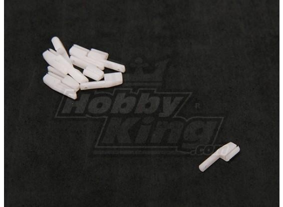 ナイロンストッパー12x4x1.5mm(10個入り/セット)