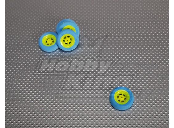 スーパーライト5スポークホイールD30x9(クリニーク/袋)